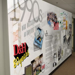 Displays and Graphics Inc. Customer Review