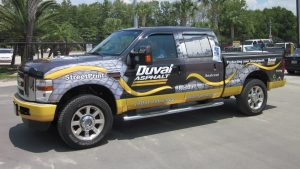 custom full vehicle wrap