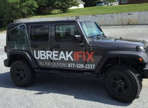 custom vehicle lettering and graphics